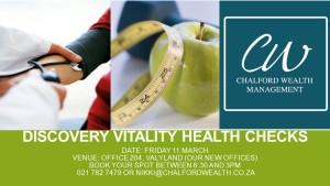 Chalford Wealth Vitality Health Checks