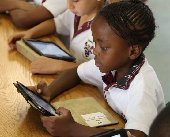 Moneyweb school pic